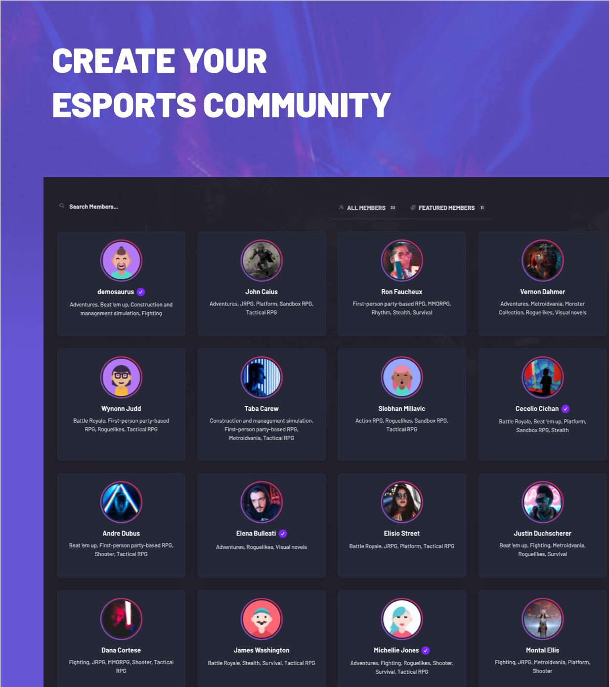 Armadon - Gutenberg WordPress Theme & For Gaming Community - 4