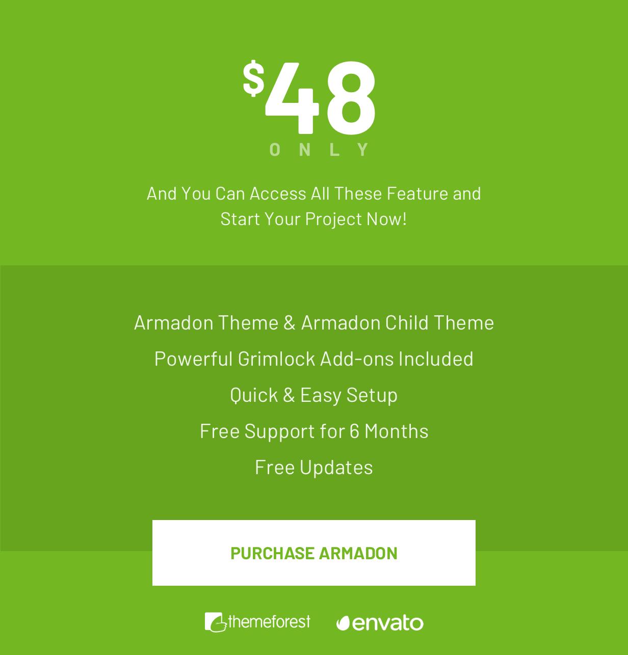 Armadon - Gutenberg WordPress Theme & For Gaming Community - 10