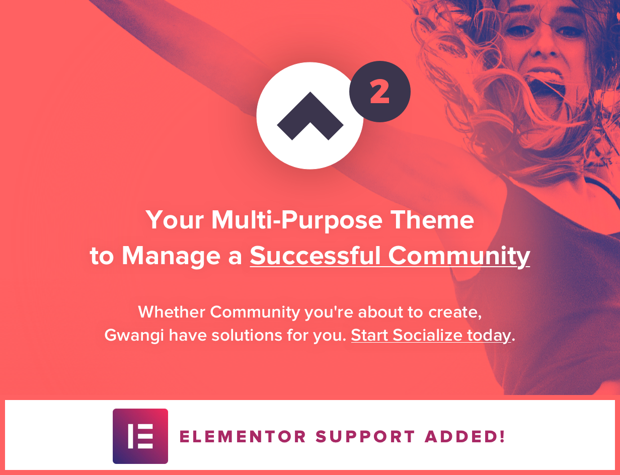 Gwangi - PRO Multi-Purpose Membership, Social Network & BuddyPress Community Theme - 4